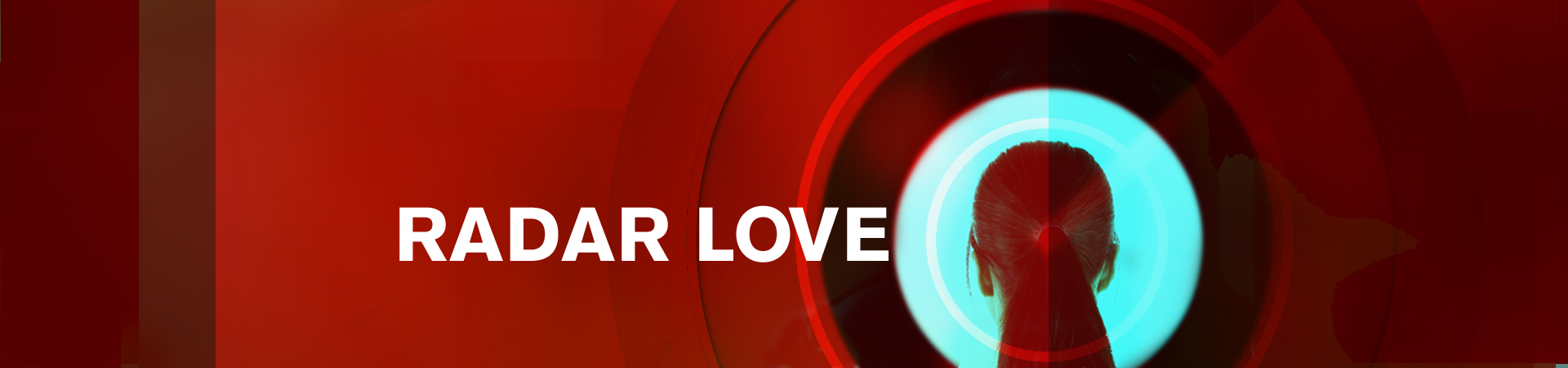 Radar Love master graphic red