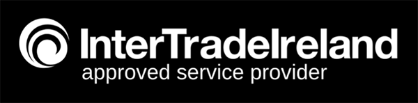 InterTradeIreland approved service provider white png